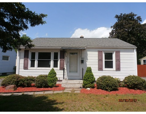 Single Family Home for Sale at 1043 Allen Street Springfield, Massachusetts 01118 United States