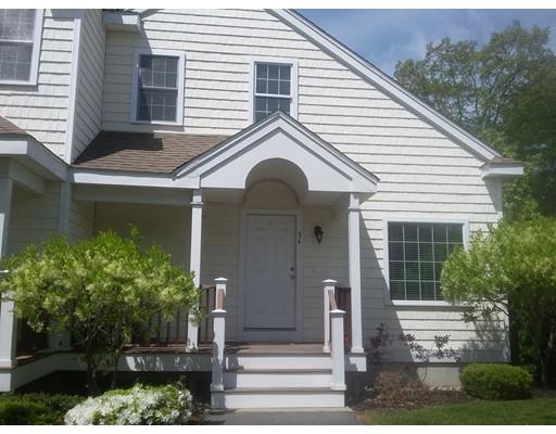 Condominium for Sale at 34 Turtle Brook Road Canton, Massachusetts 02021 United States