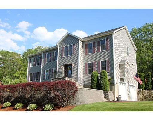 独户住宅 为 销售 在 10 Benson Avenue Saugus, 马萨诸塞州 01906 美国