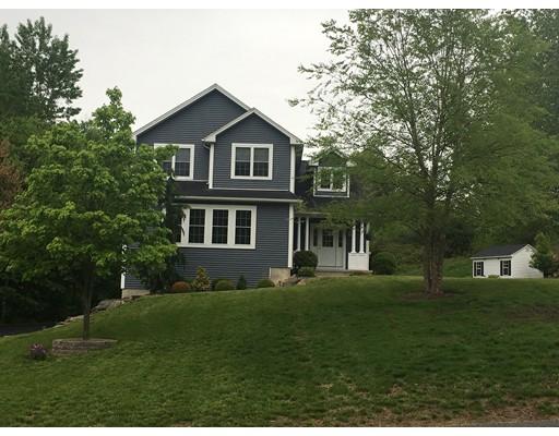 Single Family Home for Sale at 42 Sheffield Drive Belchertown, Massachusetts 01007 United States