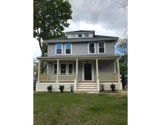 Single Family Home for Sale at 165 Hollis Avenue Braintree, Massachusetts 02184 United States