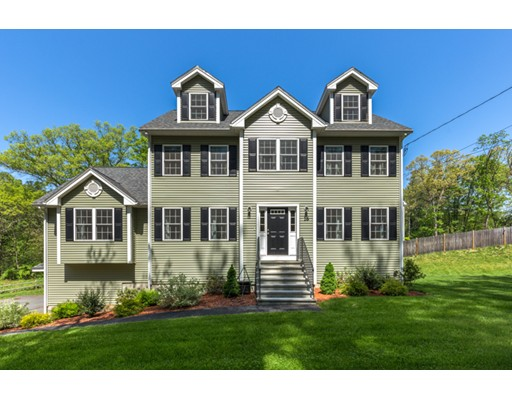 Single Family Home for Sale at 16 Ravine Road Billerica, Massachusetts 01821 United States