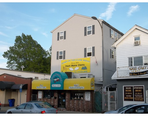 Commercial for Sale at 1426 S Main Street 1426 S Main Street Fall River, Massachusetts 02724 United States