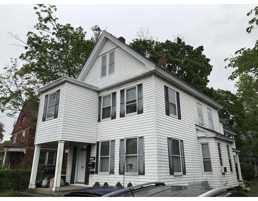 Multi-Family Home for Sale at 159 Lincoln Street Framingham, Massachusetts 01702 United States
