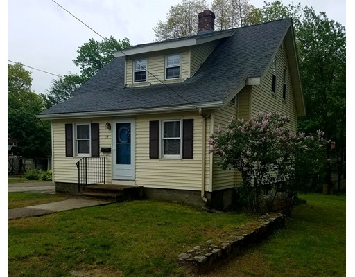 Single Family Home for Sale at 13 Bylund Avenue Auburn, Massachusetts 01501 United States
