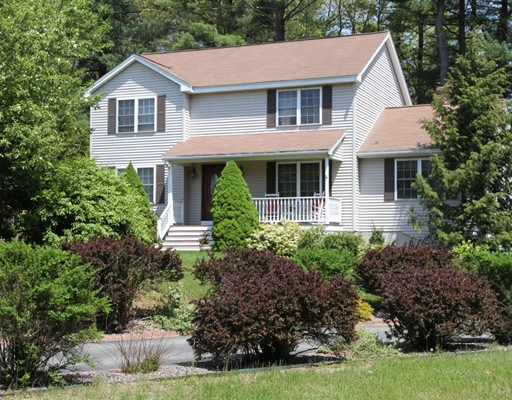 Single Family Home for Sale at 60 Briana Lee Circle Tewksbury, Massachusetts 01876 United States