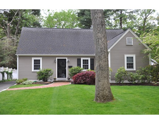 81 Lawton 1, Needham, MA 02492