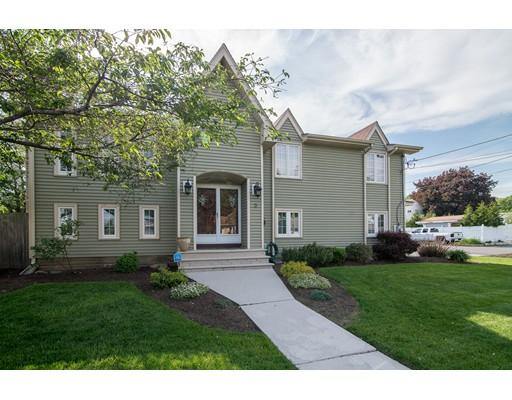 Casa Unifamiliar por un Venta en 3 City View Circle North Providence, Rhode Island 02911 Estados Unidos