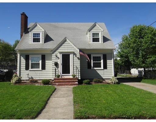 Casa Unifamiliar por un Venta en 34 Preston Drive Cranston, Rhode Island 02910 Estados Unidos