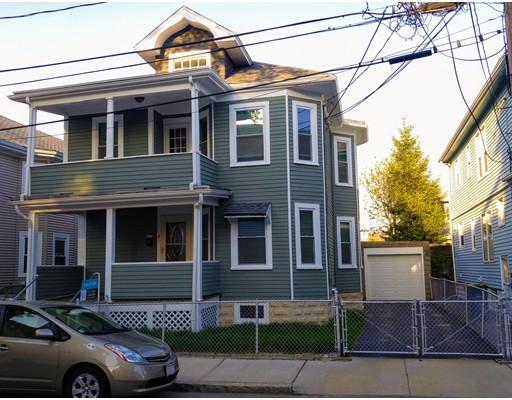 Single Family Home for Sale at 34 Magnus Avenue Somerville, Massachusetts 02143 United States