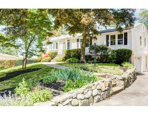 Single Family Home for Sale at 70 Reservoir Street Needham, Massachusetts 02494 United States