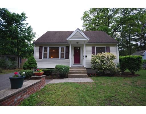Single Family Home for Sale at 14 Lasalle Avenue Framingham, Massachusetts 01701 United States