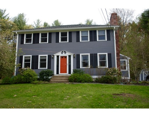 Single Family Home for Sale at 7 Pine Meadow Road Phillipston, Massachusetts 01331 United States