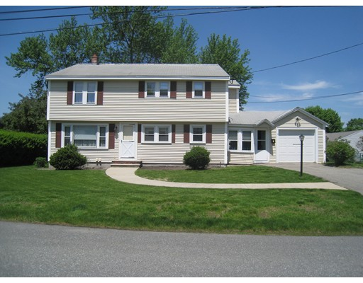 Single Family Home for Sale at 3 Westwood Ter Lawrence, Massachusetts 01843 United States