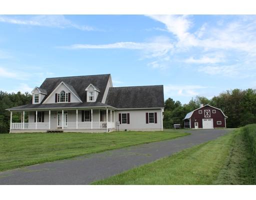 Casa Unifamiliar por un Venta en 79 Valley Road Southampton, Massachusetts 01073 Estados Unidos