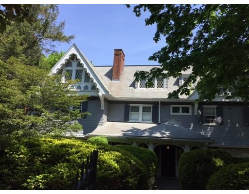 独户住宅 为 出租 在 149 Buckminster 布鲁克莱恩, 马萨诸塞州 02445 美国