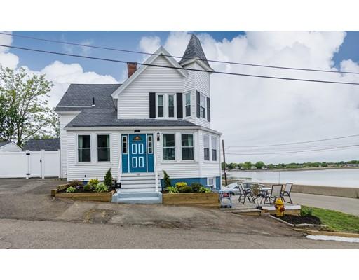 Maison unifamiliale pour l Vente à 68 Holbrook Road Weymouth, Massachusetts 02191 États-Unis