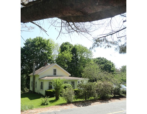 Single Family Home for Sale at 54 West Street Millville, Massachusetts 01529 United States
