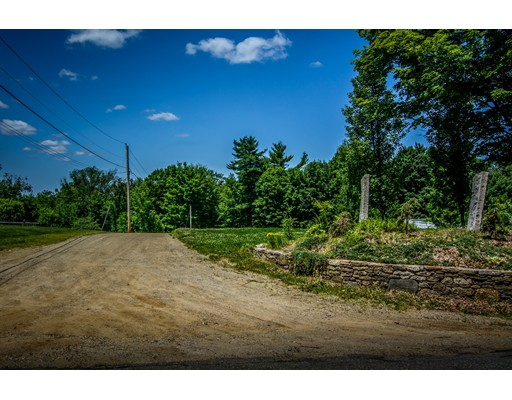 Land for Sale at 33 Molasses Hill Road Brookfield, Massachusetts 01506 United States