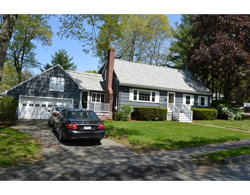 Single Family Home for Sale at 54 Churchill Drive Norwood, Massachusetts 02062 United States