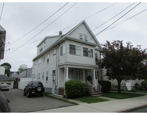 Многосемейный дом для того Продажа на 225 Vine Street Everett, Массачусетс 02149 Соединенные Штаты