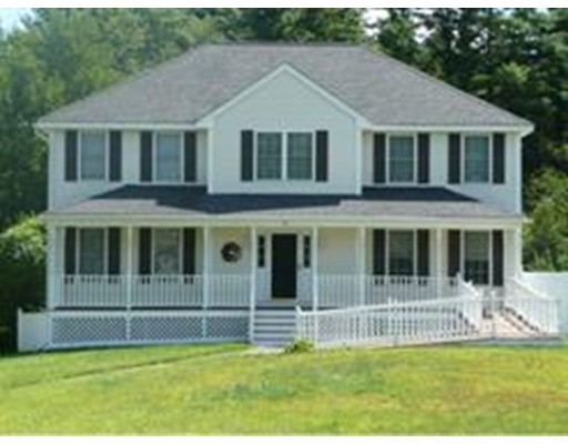 Single Family Home for Sale at 3 Sara Beth Lane Londonderry, New Hampshire 03053 United States