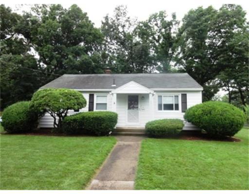 独户住宅 为 出租 在 38 Anne East Longmeadow, 马萨诸塞州 01028 美国