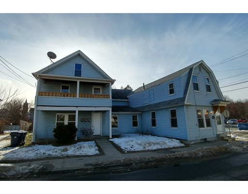 Multi-Family Home for Sale at 66 Pleasant Street 66 Pleasant Street Ware, Massachusetts 01082 United States