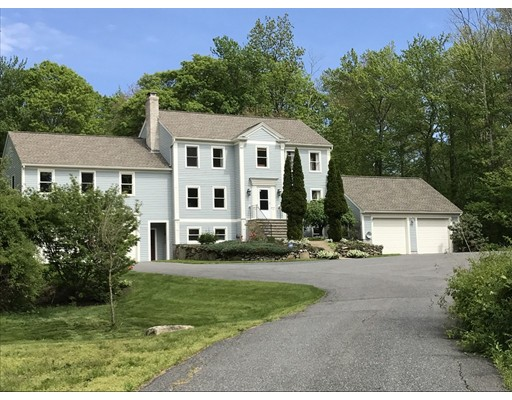 Single Family Home for Sale at 95 George Hill Road Grafton, Massachusetts 01519 United States
