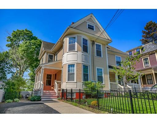 Single Family Home for Sale at 166 Summer Street Somerville, Massachusetts 02143 United States