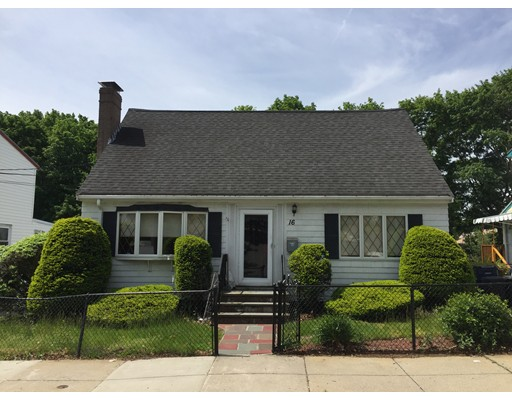 Single Family Home for Sale at 16 Cornell Street Boston, Massachusetts 02131 United States