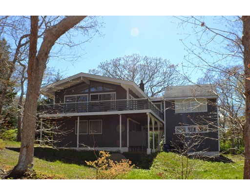 Single Family Home for Sale at 42 Farm Pond Road 42 Farm Pond Road Oak Bluffs, Massachusetts 02557 United States