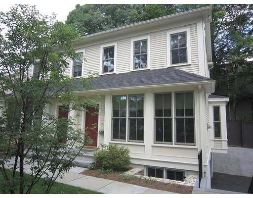 独户住宅 为 出租 在 5 Brattle Circle 坎布里奇, 马萨诸塞州 02138 美国