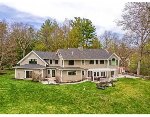 Casa Unifamiliar por un Alquiler en 1302 South Street Needham, Massachusetts 02492 Estados Unidos