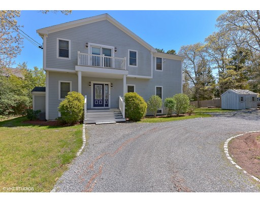 188 Seapit Road, Falmouth, Massachusetts