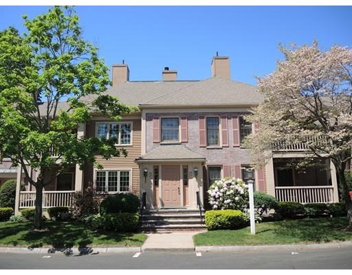 Condominium for Sale at 27 Highland Court Needham, Massachusetts 02492 United States