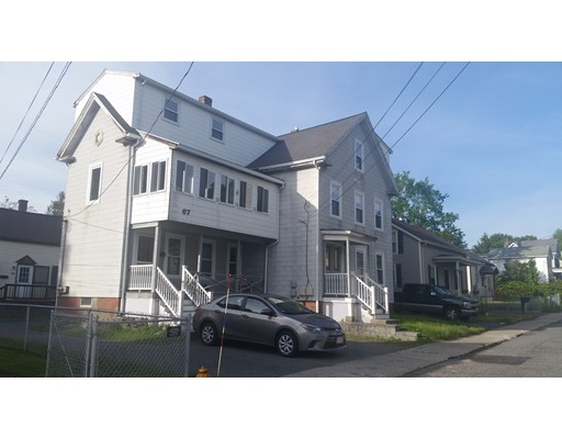 Multi-Family Home for Sale at 67 Francis Street Marlborough, Massachusetts 01752 United States