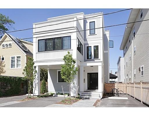Additional photo for property listing at 31 Harris  Cambridge, Massachusetts 02140 Estados Unidos