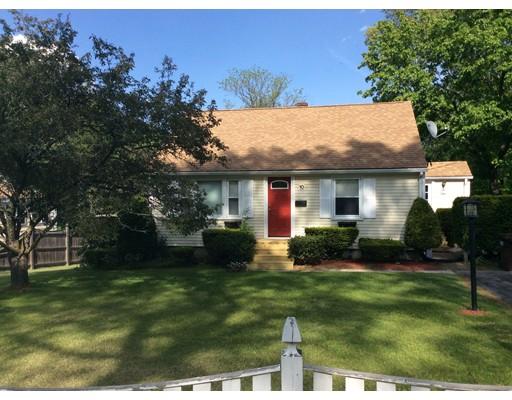 Casa Unifamiliar por un Venta en 10 Heard Street Auburn, Massachusetts 01501 Estados Unidos