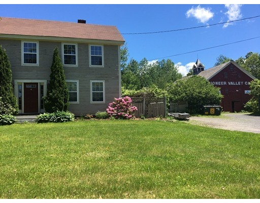 Single Family Home for Sale at 1357 Bernardston Road 1357 Bernardston Road Greenfield, Massachusetts 01301 United States