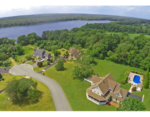 Single Family Home for Sale at 21 Ivy Meadows Lane Westport, Massachusetts 02790 United States