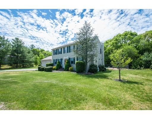 Частный односемейный дом для того Продажа на 100 Poor Meadow Lane East Bridgewater, Массачусетс 02333 Соединенные Штаты