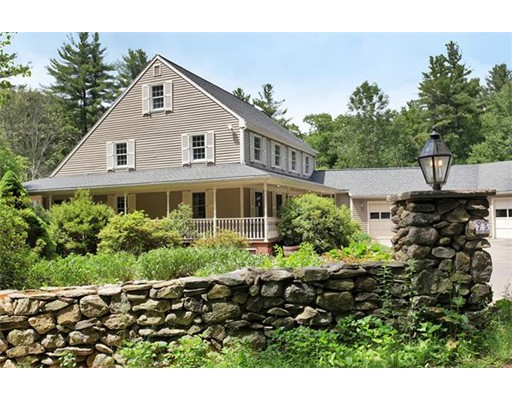 Single Family Home for Sale at 75 A Young Road Charlton, Massachusetts 01507 United States