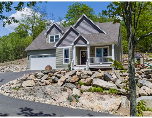 Single Family Home for Sale at 108 Munsing Ridge Granby, Massachusetts 01033 United States