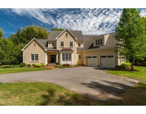 Casa Unifamiliar por un Venta en 3 Surrey Lane Topsfield, Massachusetts 01983 Estados Unidos
