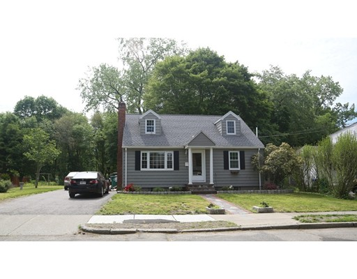 Single Family Home for Sale at 50 Albert Road Newton, Massachusetts 02466 United States