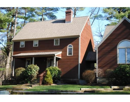 Single Family Home for Rent at 4 Bates Lane Westford, Massachusetts 01886 United States