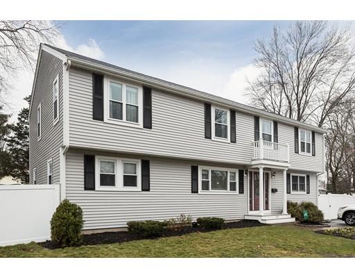 Casa Unifamiliar por un Venta en 27 Marcia Road Braintree, Massachusetts 02184 Estados Unidos