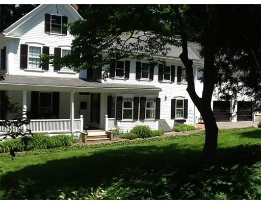 Частный односемейный дом для того Продажа на 108 Main Street Wenham, Массачусетс 01984 Соединенные Штаты