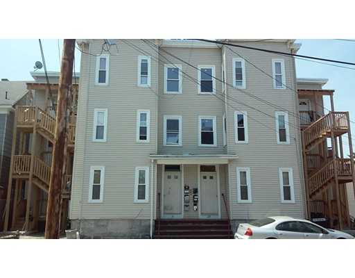 Multi-Family Home for Sale at 29 Manahan Street Lowell, 01851 United States